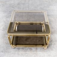 0421067TS-allegri-coffee table-side table-brass-glass-vintage-retro-design-barbmama-6006