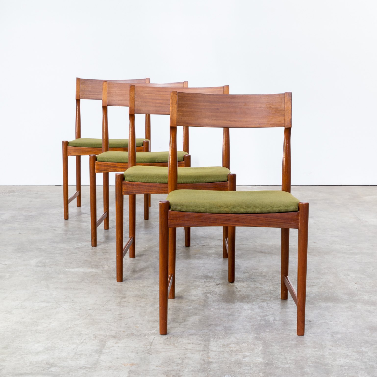 60s severin hansen dining chairs for bovenkamp set 4 for Designer chairs from the 60s
