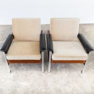 1207067ZF-fauteuil-aluminium-light weigth-teak-leatherette-vintage-retro-design-barbmama-6006