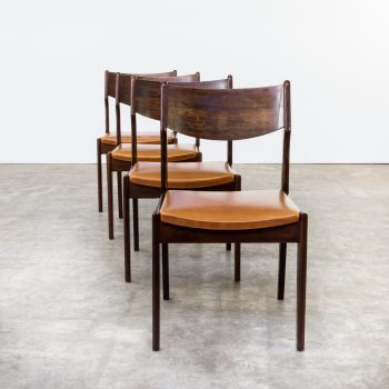 1514067ZST-dining chair-stoel-teak-leatherette-vintage-retro-design-barbmama-1001