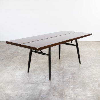 1514067ZST-ilmari tapiovaara-laukaan puu-dining table-eettafel-pirkka-vintage-retro-design-barbmama-1001
