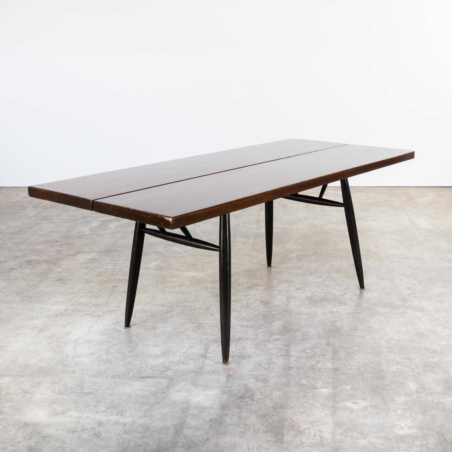 60s ilmari tapiovaara pirkka dining table for laukaan puu barbmama