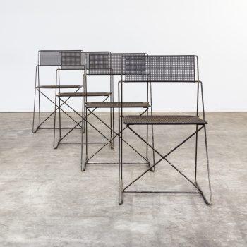 1328067ZST-niels jorgen haugesen-magis-x line-metal chair-stoel-vintage-retro-design-barbmama-1001