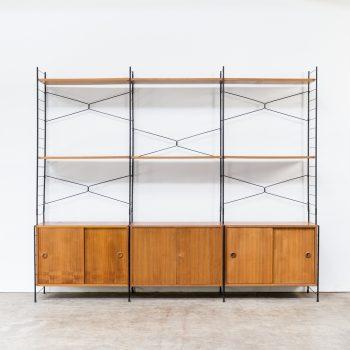 0102087KW-whb-wall unit-shelves-teak-metal-vintage-retro-design-barbmama-1001