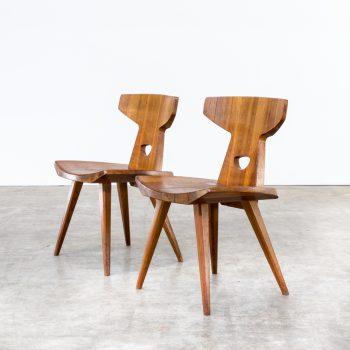 0119077ZST-jacob kielland-brandt-pine- christiansen-dining chair-vintage-retro-design-barbmama-1001