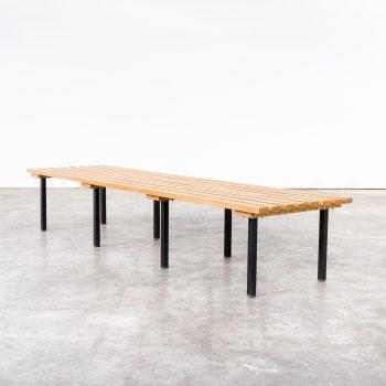 0126077ZB-mid century-slatted bench-bank-vintage-retro-design-barbmama-2002