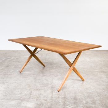 0519077TE-andreas tuck-hans j wegner-oak-dining table-eettafel-vintage-retro-design-barbmama-3003