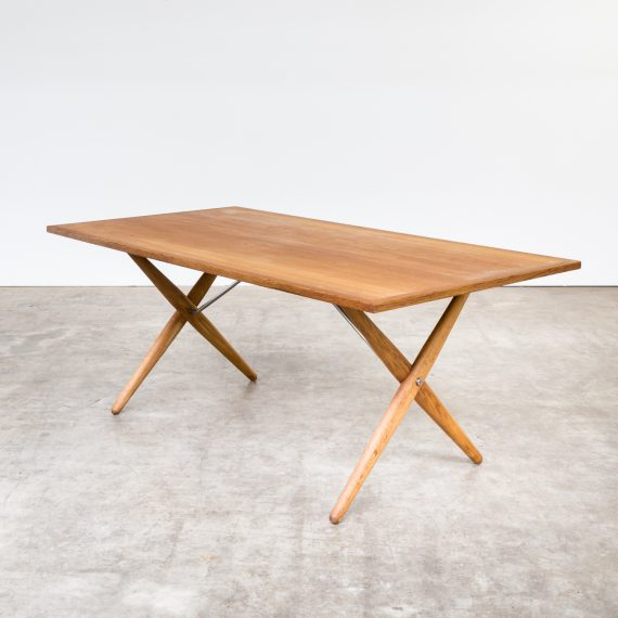 0519077TE-andreas tuck-hans j wegner-oak-dining table-eettafel-vintage-retro-design-barbmama-3003