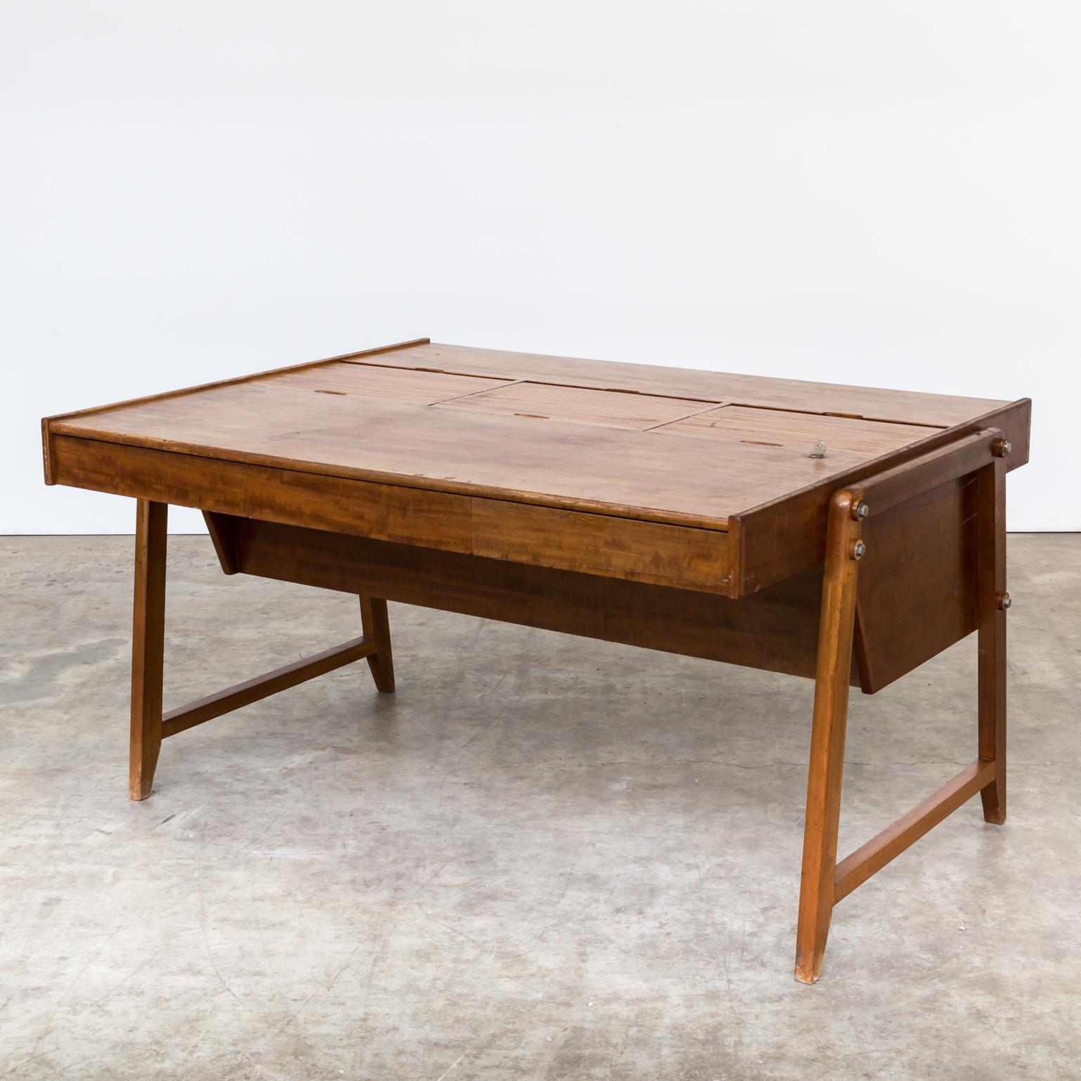 Bureau Retro Design.60s Clausen Maerus Writing Desk Bureau For Eden Barbmama