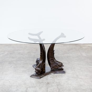 0227097TE-koi-fish-dining table-sculptural-vintage-retro-design-barbmama-1001