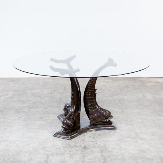 0227097TE-koi-fish-dining table-sculptural-vintage-retro-design-barbmama-1001