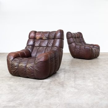 1206097ZF-patchwork-leather-fauteuil-comfort seat-stoel-vintage-retro-design-barbmama-1001