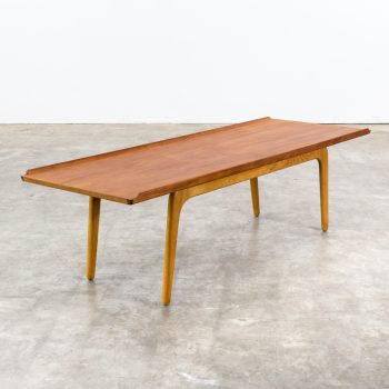 60s aksel bender madsen coffee table for bovenkamp