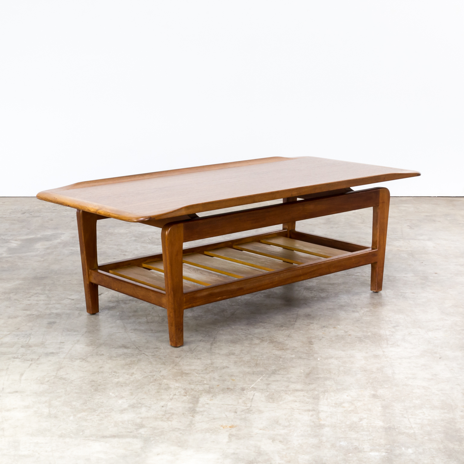 60s large and firm danish design coffee table