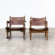 0808117ZST-angel pazmino-chair-rocking chair-set-saddle-leather-vintage-retro-design-barbmama-4004