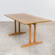 1025107TE-Borge Mogensen-C18-shaker-dining table-fdb mobler-vintage-retro-design-barbmama-3003