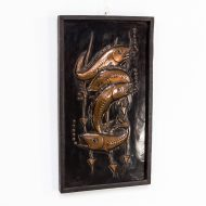 1129117OO-sculpture-art-brutalist-mixed metals-fish-vintage-design-retro-barbmama-2002