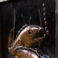 1129117OO-sculpture-art-brutalist-mixed metals-fish-vintage-design-retro-barbmama-6006