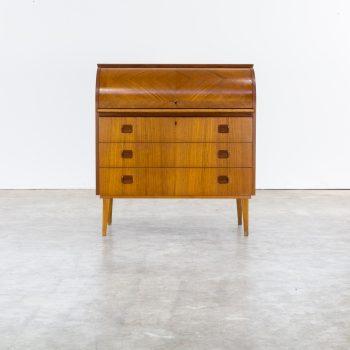 1003018KD-egon ostergaard-cylinder-rolltop-secretary-desk-secretaire-vintage-retro-barbmama-1001