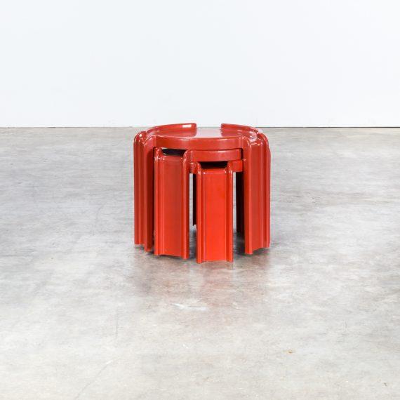 1120127TM-giotto stoppino-kartell-side table-nesting-mimiset-acrylic-red-vintage-design-retro-barbmama-1001