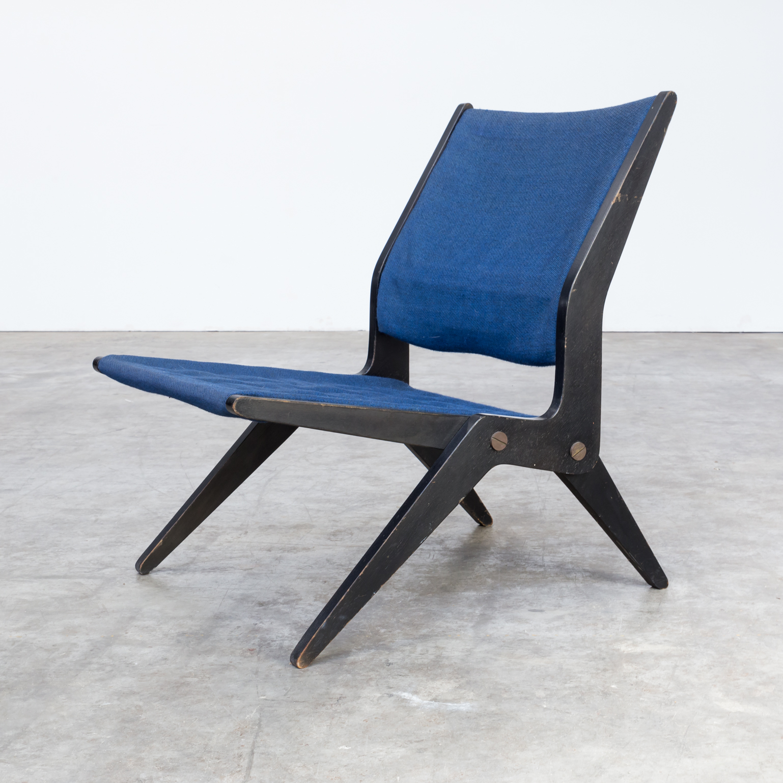 50s rare bengt kerblom fauteuil for akerblom sweden barbmama. Black Bedroom Furniture Sets. Home Design Ideas