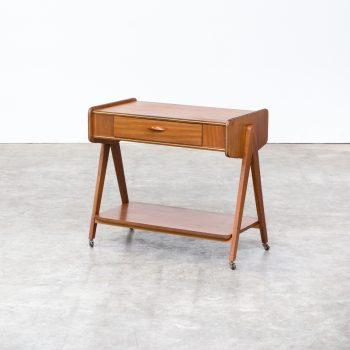 0507038TB-side table-teak-tv cabinet-serving trolley-vintage-retro-design-barbmama-1001