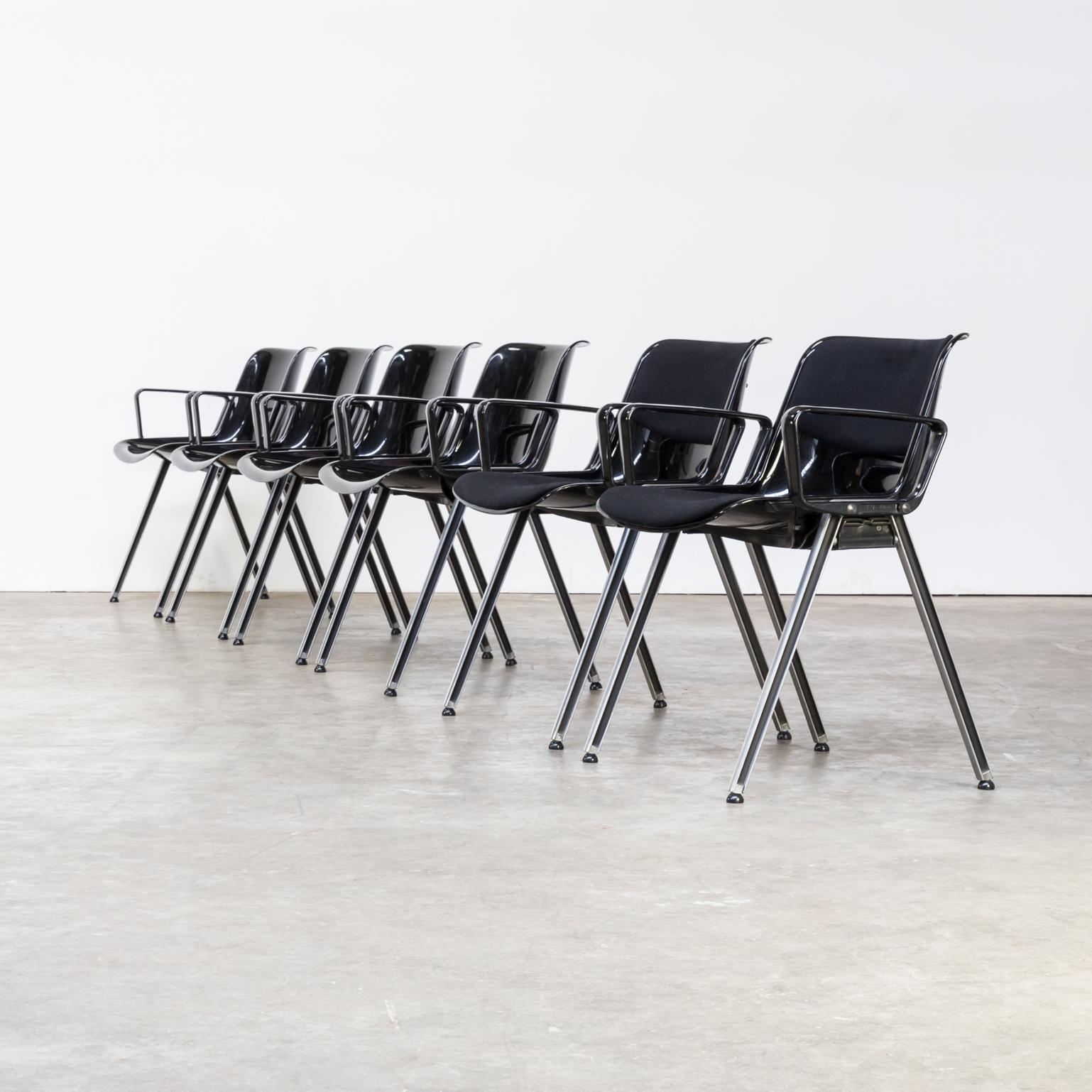 Design Kantoor Bureau.80 S Tecno Sm203 Office Chair Set 6 Barbmama