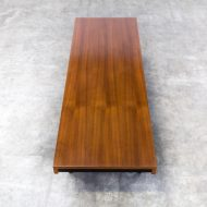 0817018TST-coffee table-teak-rectangle-vintage-retro-design-barbmama-7007