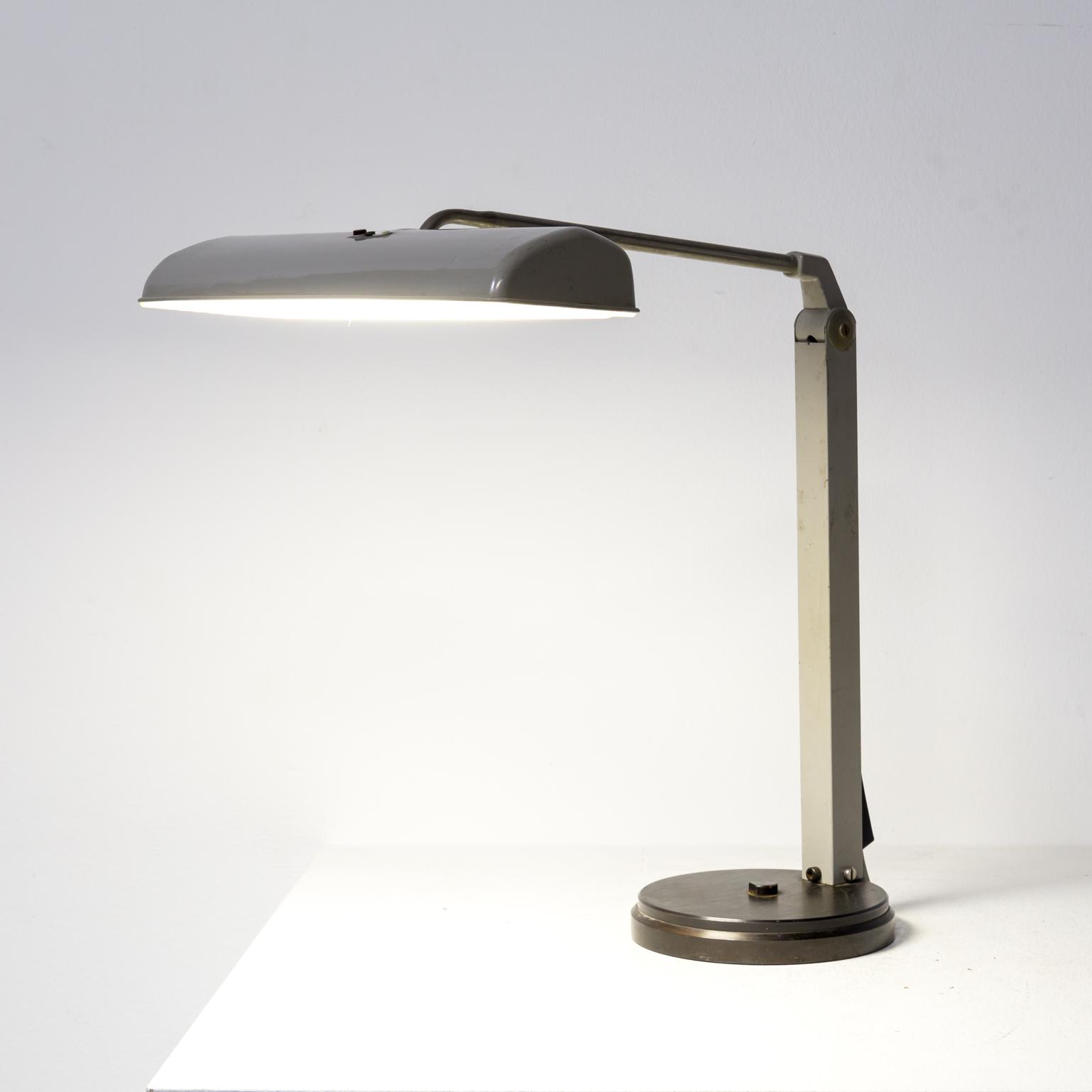 60s Waldmann Leuchten Table Lamp Barbmama