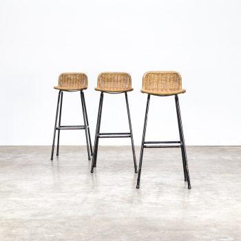 0428038ZK-dirk van sliedrecht-rohe noordwolde-stool-kruk-riet-wicker-metal-vintage-retro-design-barbmama-1001
