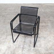 1028038TST-metal-chair-outdoor-indoor-stoel-zwart-vintage-retro-design-barbmama-6006