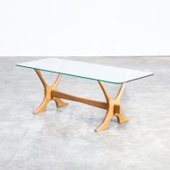 0130058TST-coffee table-glass-walnut-vintage-retro-design-barbmama- (3 van 8)