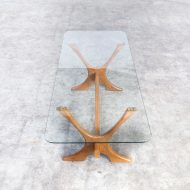 0130058TST-coffee table-glass-walnut-vintage-retro-design-barbmama- (7 van 8)