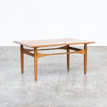 60 s aksel bender madsen table for bovenkamp