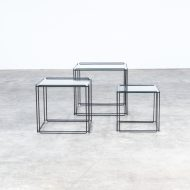 0206068TB-max sauze-isocele-atrow-side tables-nesting table-mimiset-glass-metal-vintage-retro-design-barbmama- (2 van 13)