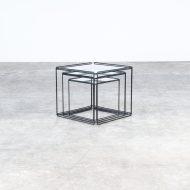 0206068TB-max sauze-isocele-atrow-side tables-nesting table-mimiset-glass-metal-vintage-retro-design-barbmama- (3 van 13)