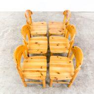 0805098ZST-70s-rainer daumiller-dining chair-eettafel stoel-pine-grenen-hirtshals savvaerk-vintage-retro-design-barbmama (9 van 10)