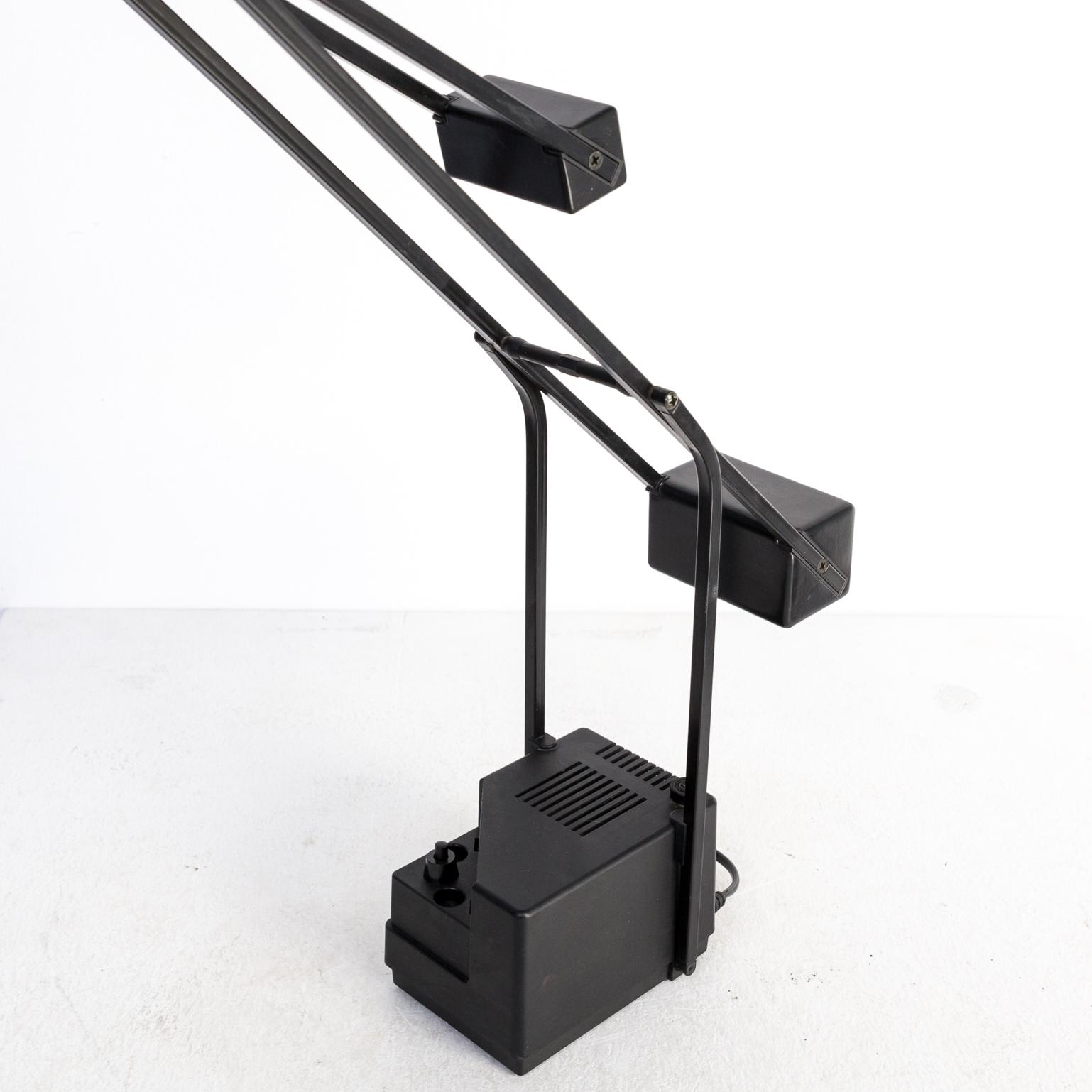 80s Halogen Counter Balance Desk Lamp For Fase Barbmama