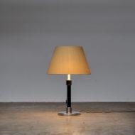 0403049VT-swiss international zurich-table lamp-double switch-chrome-hood-black-beige-vintage-retro-design-barbmama (2 van 9)