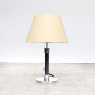 0403049VT-swiss international zurich-table lamp-double switch-chrome-hood-black-beige-vintage-retro-design-barbmama (4 van 9)