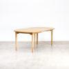 60s Andreas Hansen extendable oak dining table
