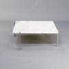 60s Poul Kjaerholm PK61 coffee table for E. Kold Christensen