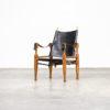 50s  Wilhelm Kienzle Safari Chair for Wohnbedarf