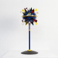 0205069VT-alessandro mendini-venini-arkah-table lamp-art object-sculpture-glass-metal-color-exclusive-rare-vintage-retro-design-barbmama (1 van 18)
