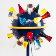 0205069VT-alessandro mendini-venini-arkah-table lamp-art object-sculpture-glass-metal-color-exclusive-rare-vintage-retro-design-barbmama (10 van 18)