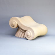 0605069ZF-studio 65-capitello-gufram-italy-roman-pilaster-ornament-object-fauteuil-garden-chair-pillar-vintage-retro-design-barbmama (2 van 15)